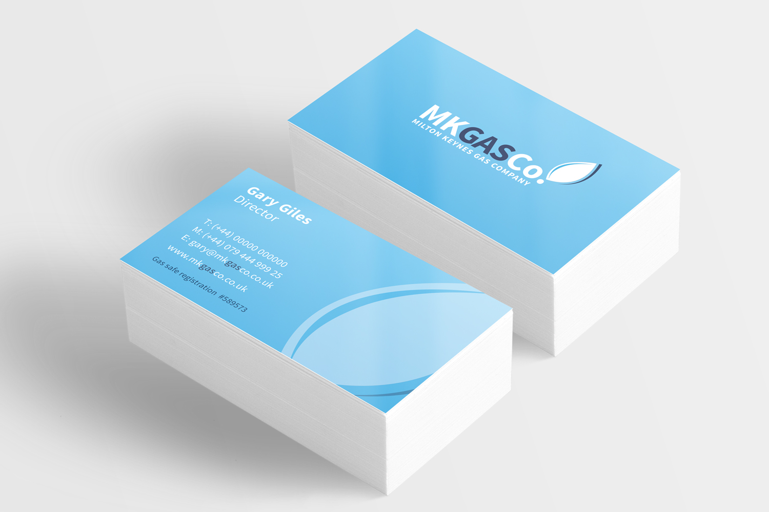 Business Cards Gas Safe Logo Images - Card Design And Card Template